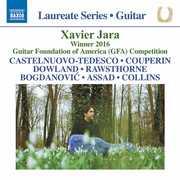 Xavier Jara Guitar Recital-2016 Guitar Foundation