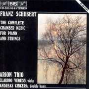 Complete Chamber Music for Piano & Strings , Arion Trio