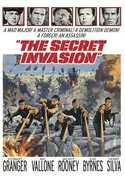 The Secret Invasion , Stewart Granger