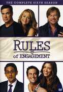 Rules of Engagement the Complete Sixth Season , David Spade