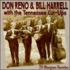 20 Bluegrass Favorites , Don Reno