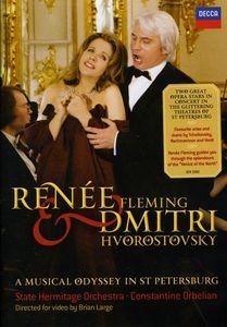 Musical Odyssey in St Petersburg , Renée Fleming
