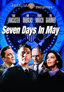 Seven Days in May , Burt Lancaster