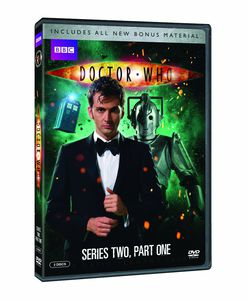 Doctor Who: Series Two - Part One , David Tennant