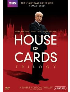 The House of Cards Trilogy , Ian Richardson