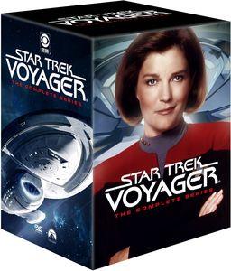 Star Trek: Voyager: The Complete Series , Joe Menosky