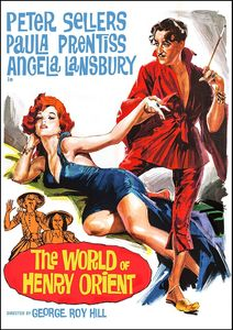The World of Henry Orient , Peter Sellers
