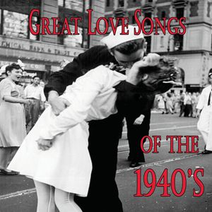Great Love Songs of the 1940's /  Various , Various Artists