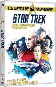 Star Trek: The Next Generation Motion Picture Collection , Patrick Stewart