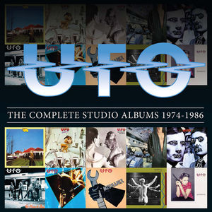 The Complete Studio Albums 1974-1986 , UFO