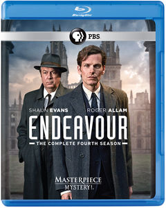 Masterpiece Mystery!: Endeavour - Season 4 (Uk- Length Edition) , Shaun Evans