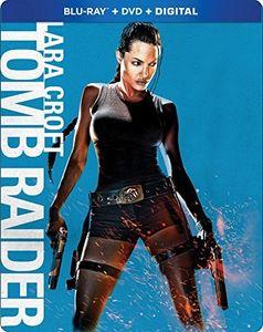 Lara Croft: Tomb Raider (Steelbook) , Lorea Hoye