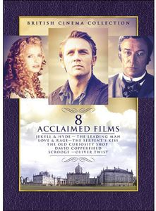 British Cinema Collection: 8 Acclaimed Films: Volume 3 , Richard Attenborough