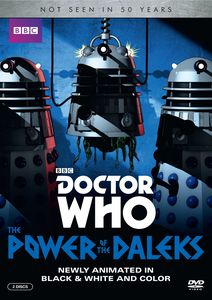 Doctor Who: Power Of The Daleks