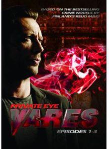 Private Eye Vares: Episodes 1-3 , Antti Reini