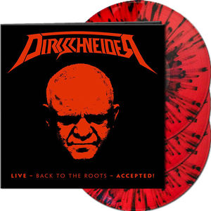 Live - Back To The Roots - Accepted! , Dirkschneider