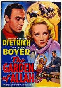 The Garden of Allah , Marlene Dietrich