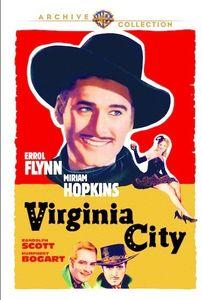Virginia City , Errol Flynn