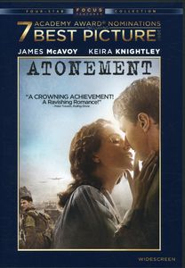 Atonement , James McAvoy