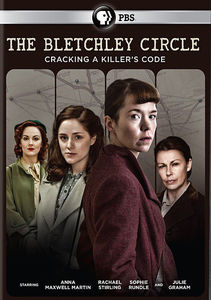 The Bletchley Circle , Anna Maxwell Martin