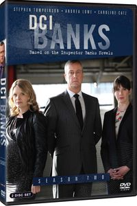 DCI Banks: Season Two , Stephen Tompkinson