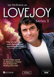 Lovejoy: Series 3 , Chris Jury