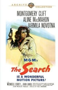 The Search , Montgomery Clift