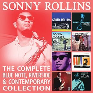 Complete Blue Note Riverside & Contemporary Collection , Sonny Rollins
