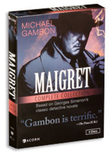 Maigret: Complete Collection , Michael Gambon