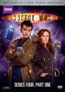 Doctor Who: Series Four - Part One , David Tennant