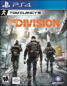 Tom Clancy's: The Division for PlayStation 4