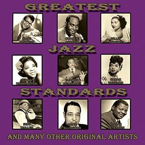 Greatest Jazz Standards (Various Artists) , Various Artists