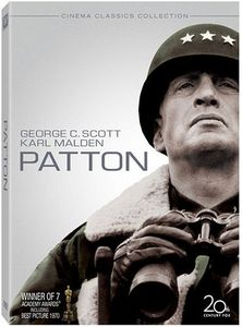 Patton , George C. Scott