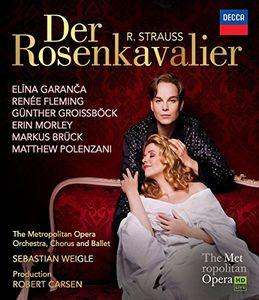 Strauss: Der Rosenkavalier , Renée Fleming