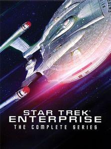 Star Trek: Enterprise: The Complete Series , Scott Bakula
