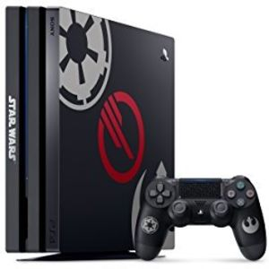 PlayStation 4 Pro 1TB Console- Star Wars Battlefront II LimitedEdition Bundle