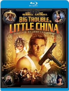 Big Trouble In Little China , Kurt Russell