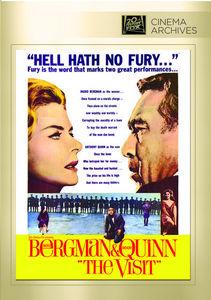 The Visit , Ingrid Bergman