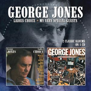 Ladies Choice /  My Very Special Guests [Import] , George Jones