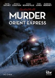 Agatha Christie's Poirot: Murder On The Orient Express , David Suchet