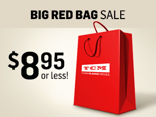 TCM Big Red Bag Sale