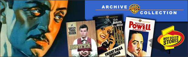 Save an Extra 25% on Warner Archive