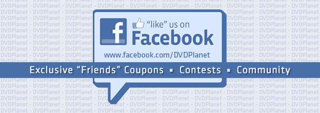 DVD Planet Facebook