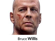 Shop By Actor Bruce WIllis