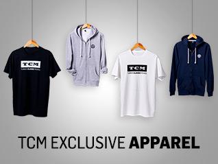 TCM Exclusive Apparel