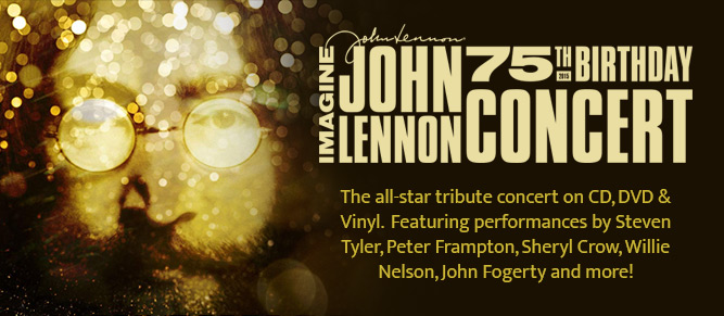 John Lennon 75th Birthday Concert