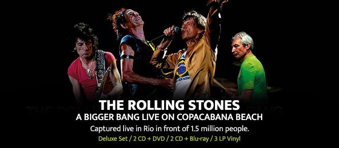 Rolling Stones - A Bigger Bang Live