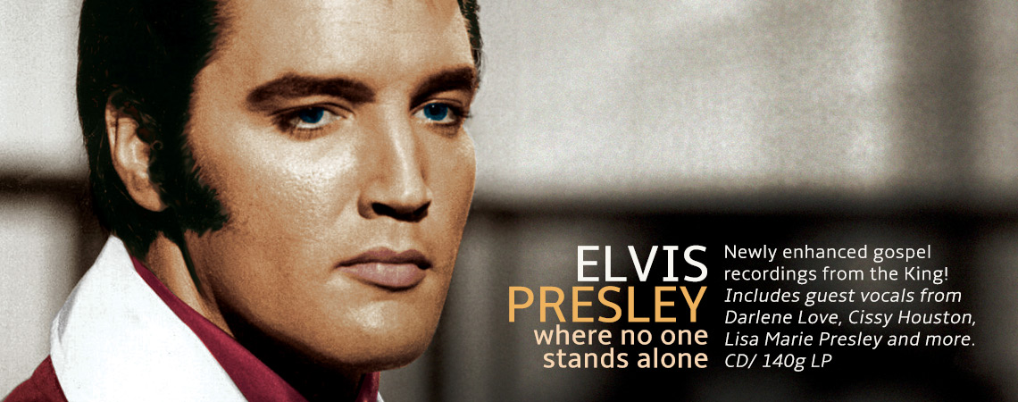 Elvis Presley: Where No One Stands Alone