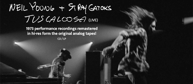 Neil Young + Stray Gators