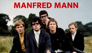 Manfred Mann - New Reissues on CD & LP